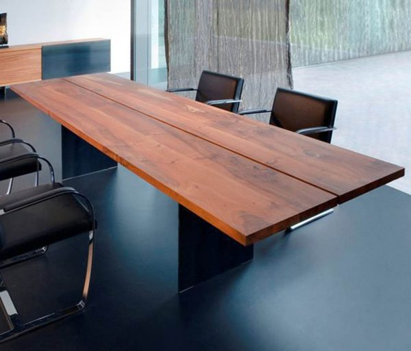 Alan Desk Tix Conference Table Davis Furniture