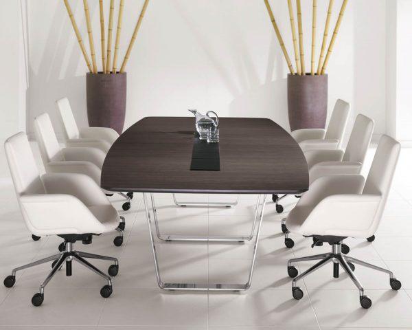 Alan Desk Tune Meeting Table Davis Furniture