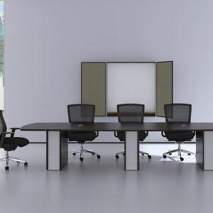 Alan Desk Verde Conference Tables Cherryman Industries