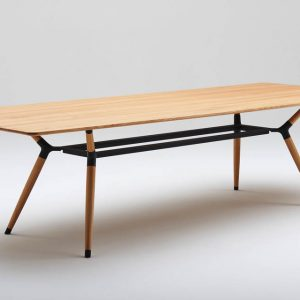 Alan Desk X2 Conference Table Davis Furniture