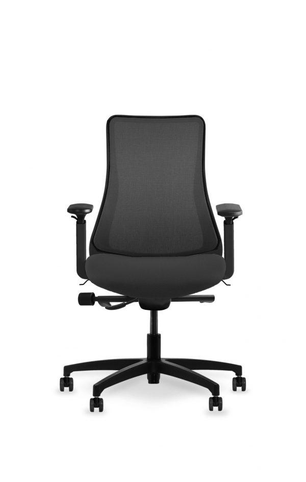 genie task chair by via seating