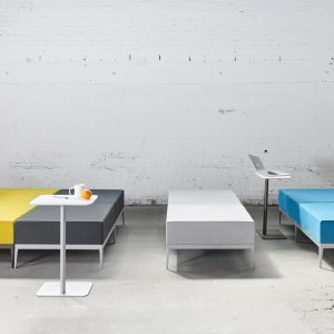 Scape Ottomans and Modular Lounge Seating