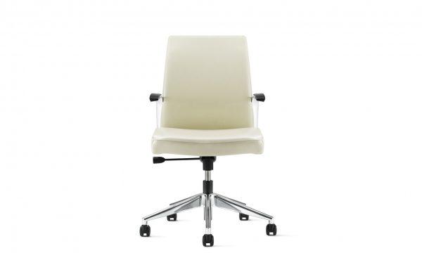 source international clever conference chair 5 <ul> <li>mechanism: swivel tilt, knee tilt, fixed height swivel tilt</li> <li>arms: polished aluminum & soft chrome</li> <li>arm caps: black or gray poly</li> <li>base: polished aluminum, soft chrome, black nylon</li> <li>multiple textiles available</li> </ul>