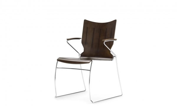 Zag Stacking Chairs