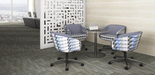 edge conference seating