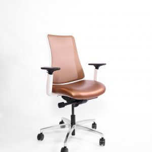 Genie Copper Mesh Seating
