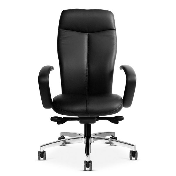 voss conference executive seating via seating alan desk 3