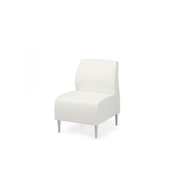 1 seat armless