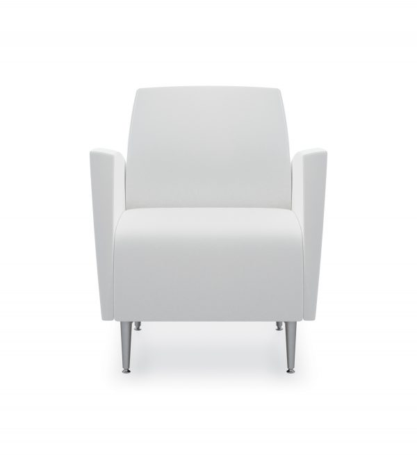 1 seat arms front