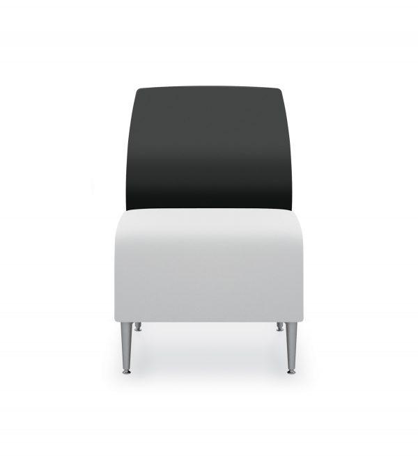1 seat paint front