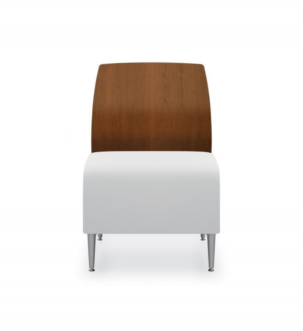 1 seat wood front