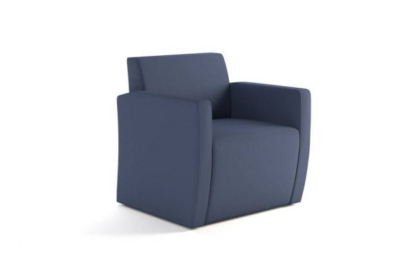 ERG Brighton Lounge Healthcare Lounge Chair Alan Desk
