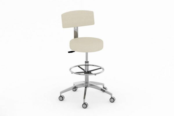 ERG Libra Healthcare Stool Alan Desk
