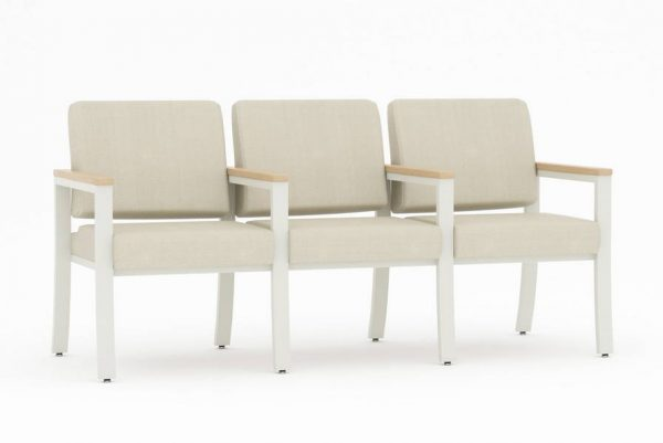 ERG Ventura Metal Seating Healthcare Lounge Alan Desk