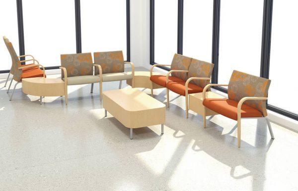 Krug Cressida Seating Tables Healthcare Modular Alan Desk