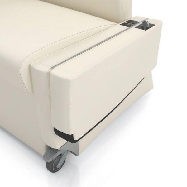 krug jordan active patient recliner healthcare alan desk 7
