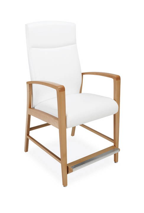 Krug Jordan Easy Access Hip Chair Healthcare Patient Alan Desk