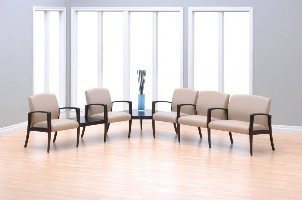 krug jordan multiple modular seating healthcare guest alan desk 3