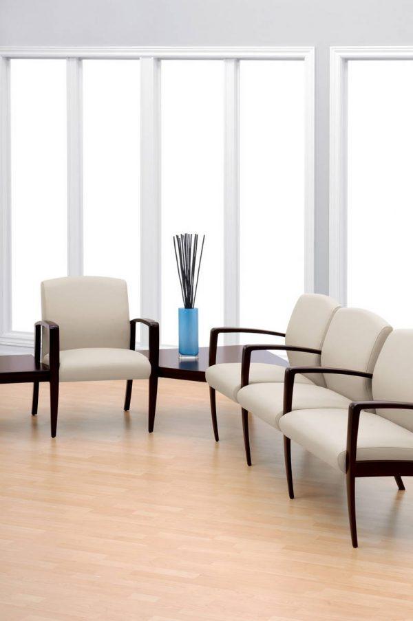 krug jordan multiple modular seating healthcare guest alan desk 6