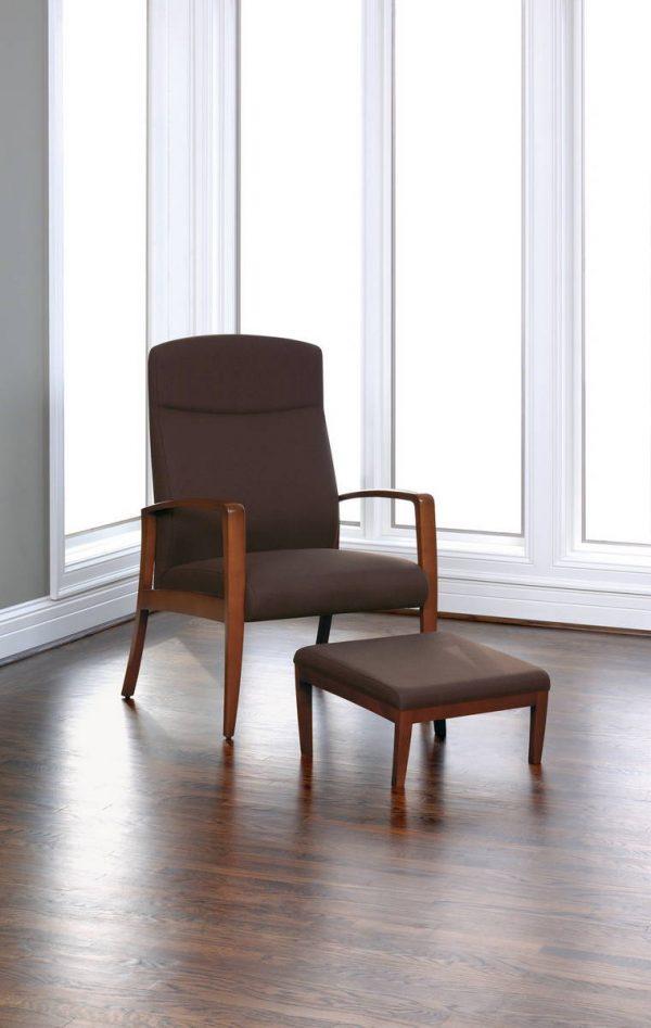Krug Jordan Patient Seating Healthcare Lounge Alan Desk