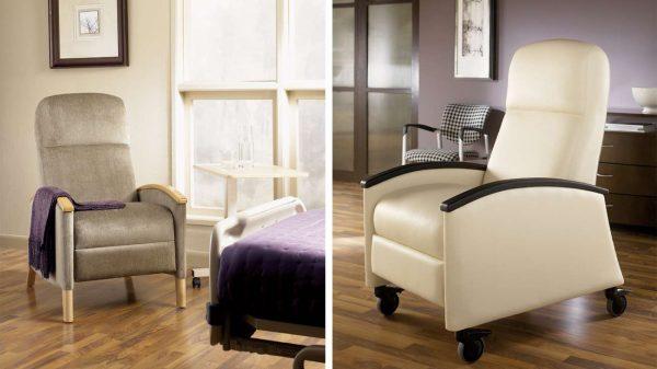 ofs carolina coronado recliner healthcare alan desk 1