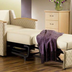 OFS Carolina Coronado Sleepover Healthcare Alan Desk