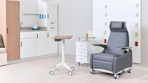 ofs carolina lasata patient healthcare alan desk 10