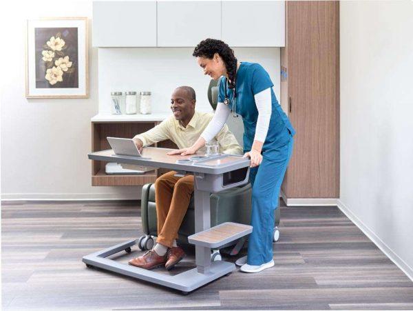 ofs carolina lasata patient healthcare alan desk 2
