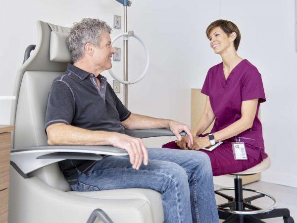 ofs carolina lasata patient healthcare alan desk 25