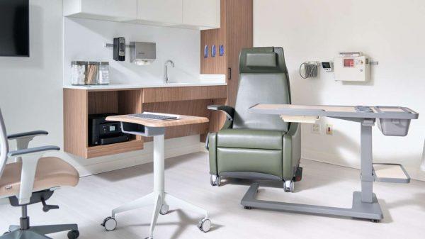 ofs carolina lasata patient healthcare alan desk 33