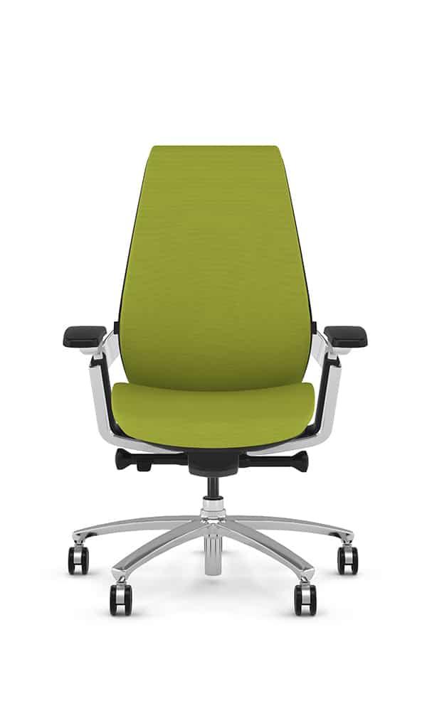 <ul> <li>2020 interior design hip awards honoree in workplace task seating</li> <li>2020 product innovations merit award in furniture/seating</li> <li>2020 mrl best of cfyc seating- task</li> <li>task, executive and conference seating</li> <li>pivot-back technology enables torso rotation and side to side movement</li> <li>tapered back frees shoulders and arms</li> <li>easily move and change postures to interact with technology</li> <li>mesh or upholstered back options</li> <li>height-adjustable lumbar, seat slider and 6-way adjustable arms standard</li> <li>warranted to 300 lbs.</li> </ul>