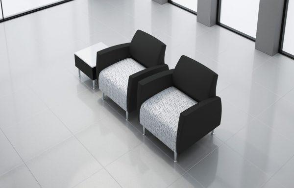 Krug Zola Lounge Seating Healthcare Alan Desk