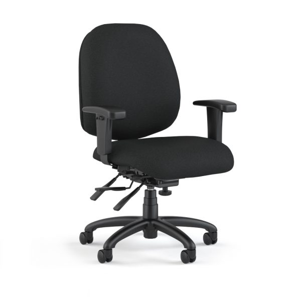 @NCE 176 Task Chair In Stock 9 to 5 Seating Alan Desk los angeles