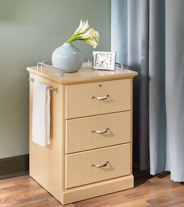 OFS Carolina Logique Casegood Healthcare Patient Furniture Alan Desk