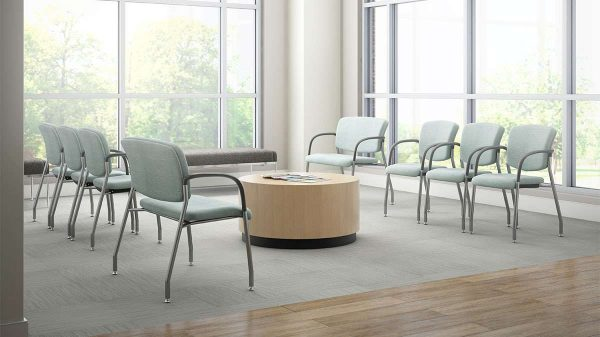 OFS Carolina Lynx Guest Seating Healthcare Alan Desk