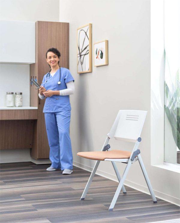 ofs carolina maren seating healthcare alan desk 1