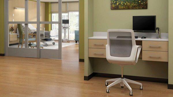 ofs carolina mile marker modular healthcare alan desk 13