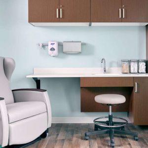 OFS Carolina Mile Marker Healthcare Alan Desk