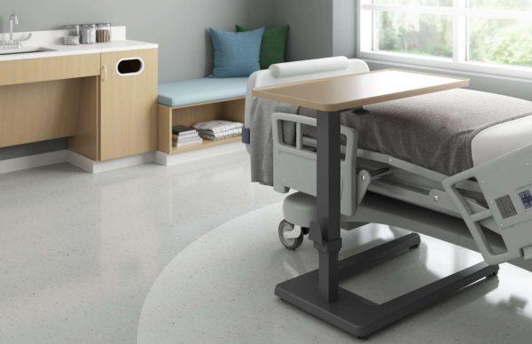 ofs carolina mile marker modular healthcare alan desk 22