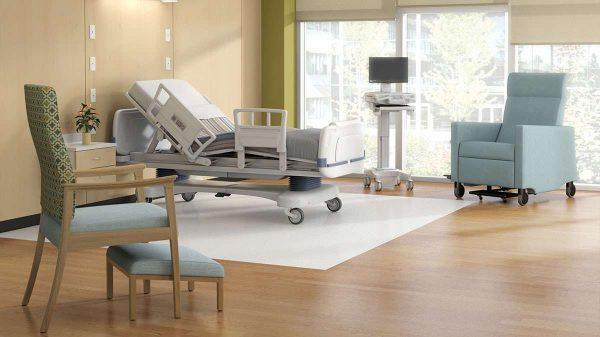 ofs carolina modern amenity patient seating healthcare alan desk 1