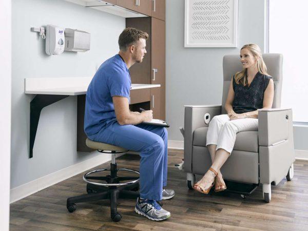 ofs carolina modern amenity recliner healthcare alan desk 14