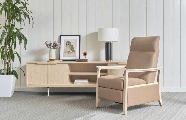 ofs carolina modern amenity recliner healthcare alan desk 3