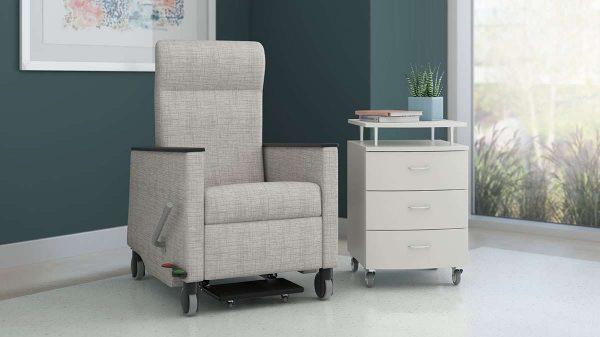 ofs carolina modern amenity recliner healthcare alan desk 4 1
