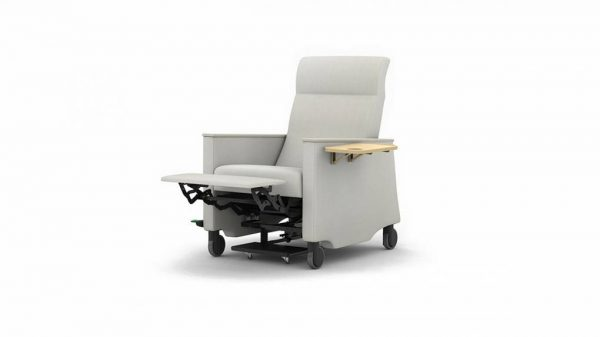 ofs carolina modern amenity recliner upholstered healthcare alan desk