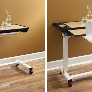 OFS Carolina Overbed Table Healthcare Alan Desk