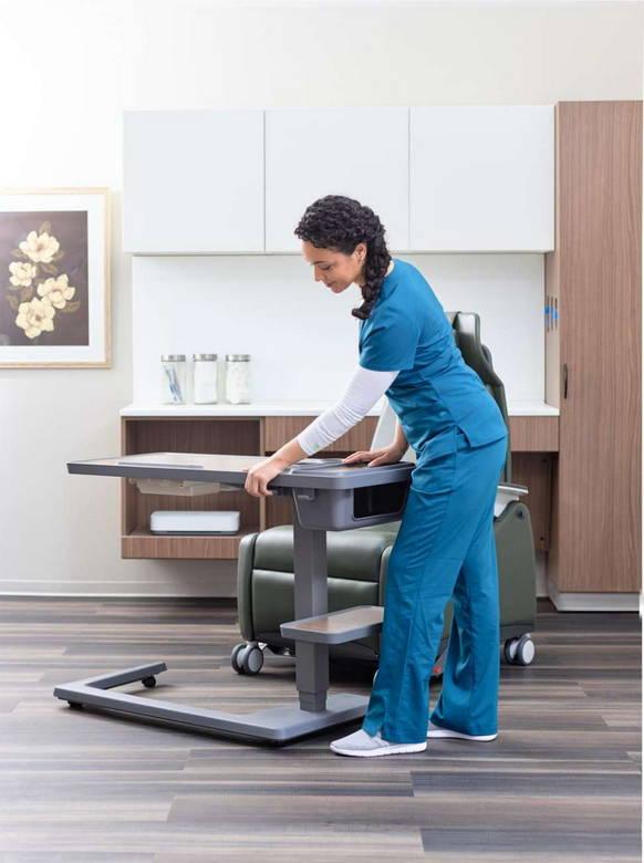 ofs carolina reservoir table heathcare alan desk 1