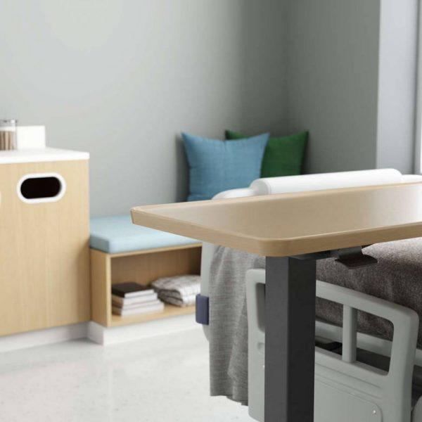 ofs carolina reservoir table heathcare alan desk 18