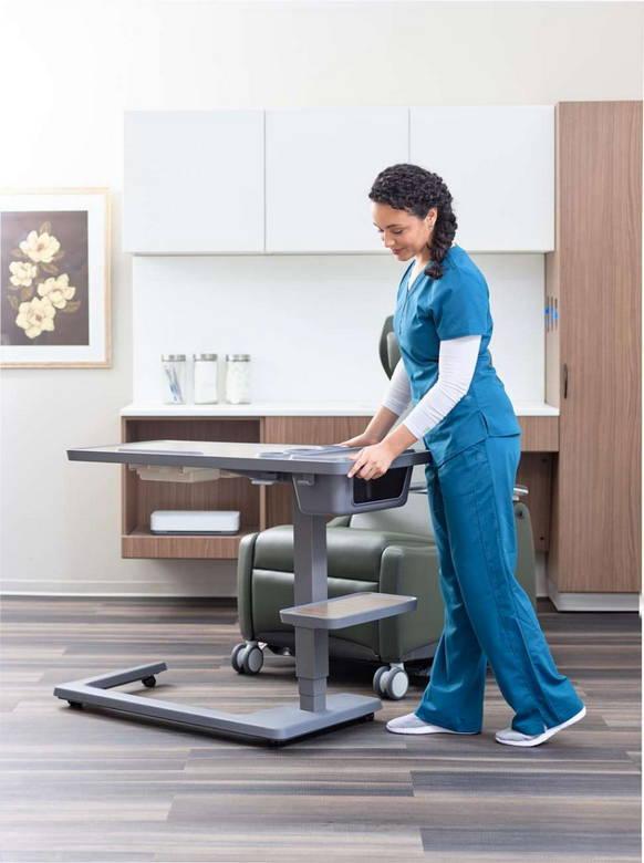 ofs carolina reservoir table heathcare alan desk 2