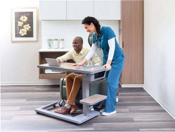 ofs carolina reservoir table heathcare alan desk 4