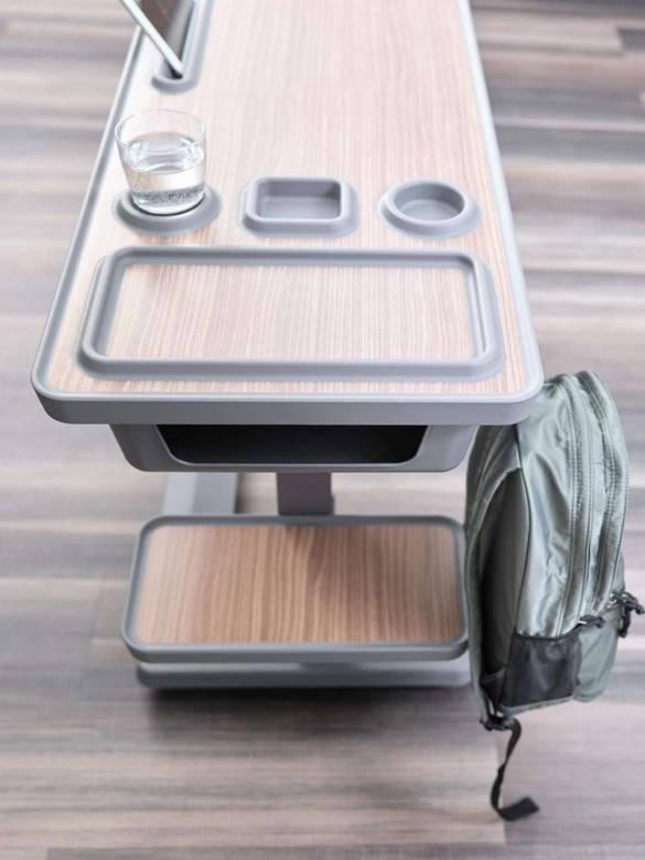 ofs carolina reservoir table heathcare alan desk 8
